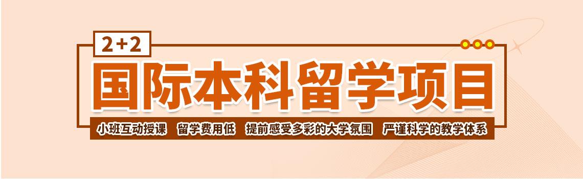 西南政法大学2+2国际本科留学项目招生简章